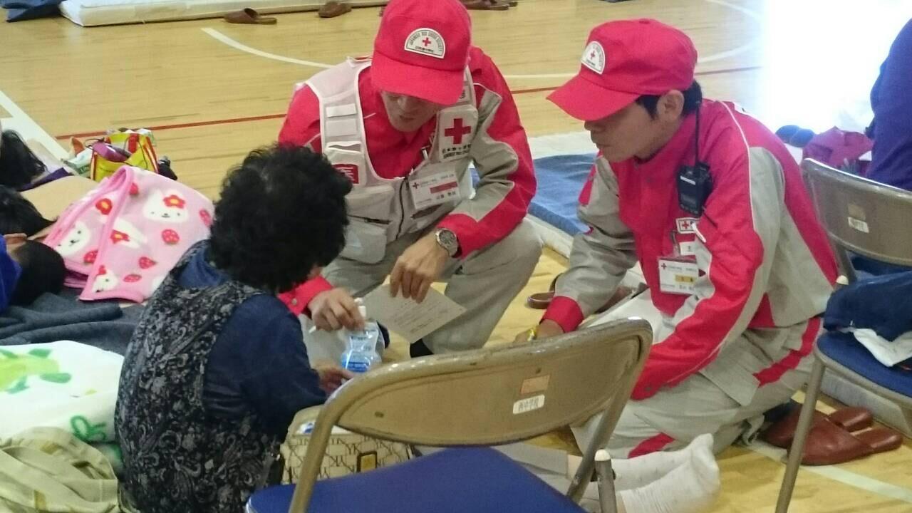 平成27年台風第18号による大雨等にかかる被害等に対する日本赤十字社の対応について(第3報)