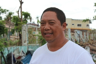 Maya Barangay Captain, Mr. Elver Ali