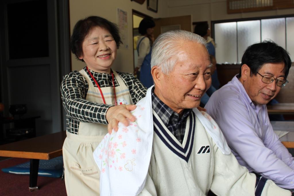 ふれあいサロンでリフレッシュ!高齢者の見守り活動~高松市・古高松地区